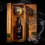 Captain Fawcett's Ricki Hall's Booze & Baccy Beard Oil Signature Series