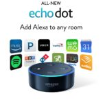 All-New Echo Dot (2nd Generation) – Black