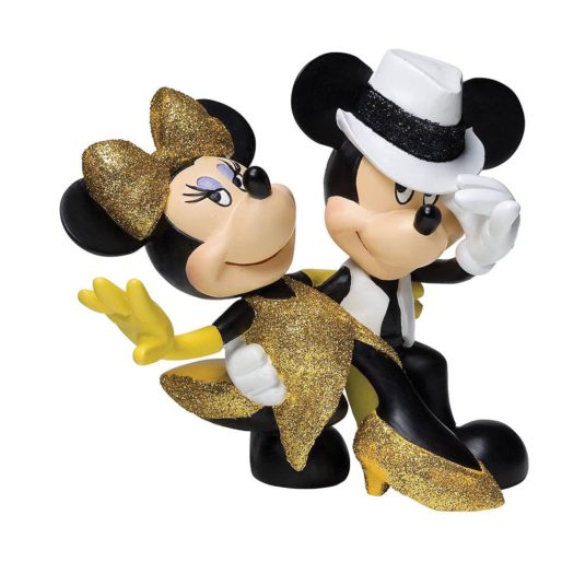 Disney Salsa Mickey & Minnie Figurine