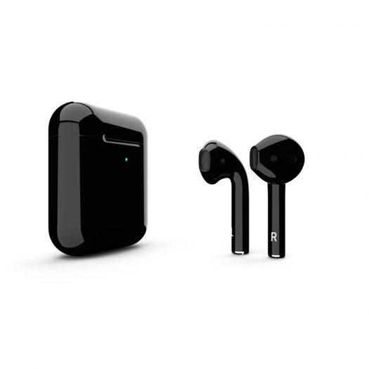 Customized Apple AirPods JetBlack
