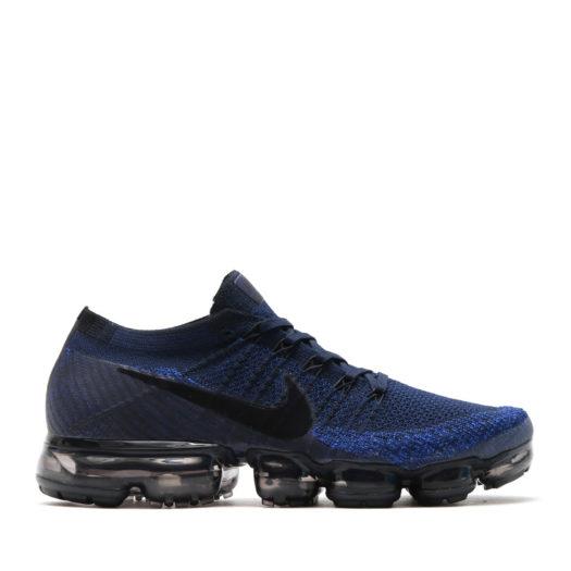 Nike Air Vapormax Flyknit College Navy Men's Sneakers (1)