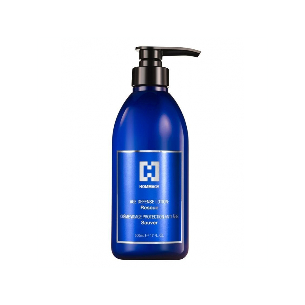Hommage Silver Label Age Defense Lotion Rescue 500 ML