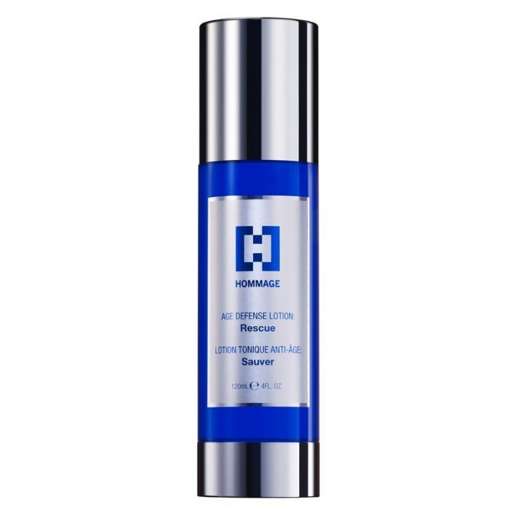 Hommage Silver Label Age Defense Lotion Rescue