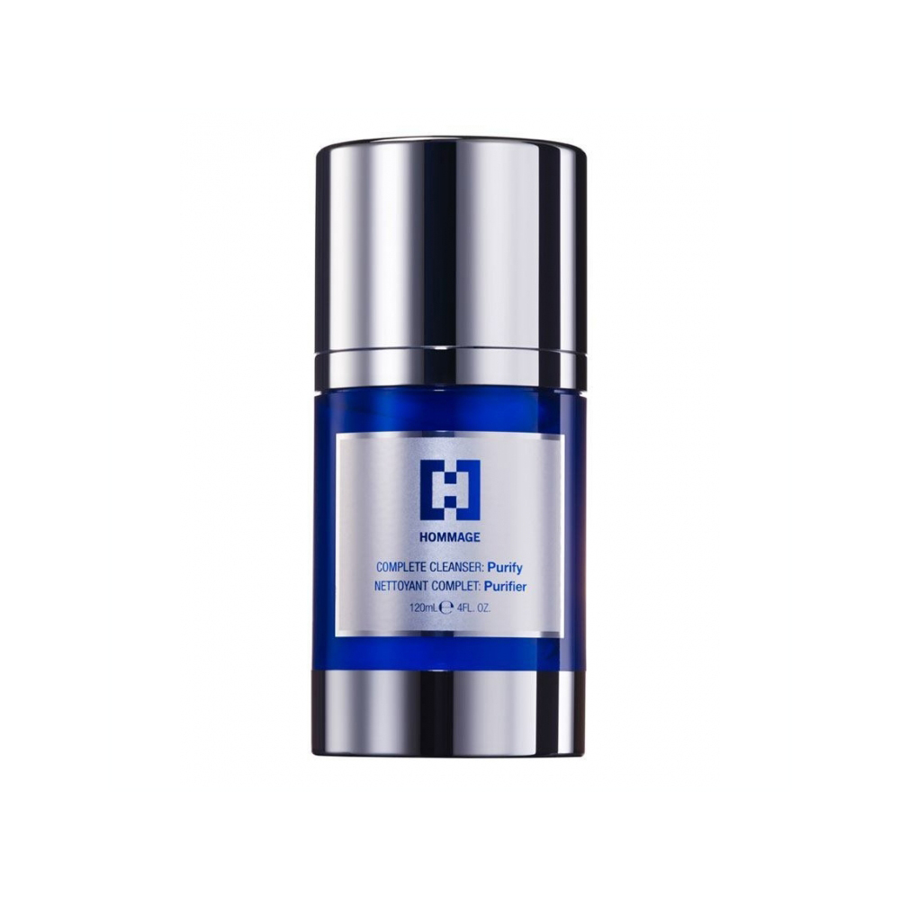 Hommage Silver Label Complete Cleanser Purify