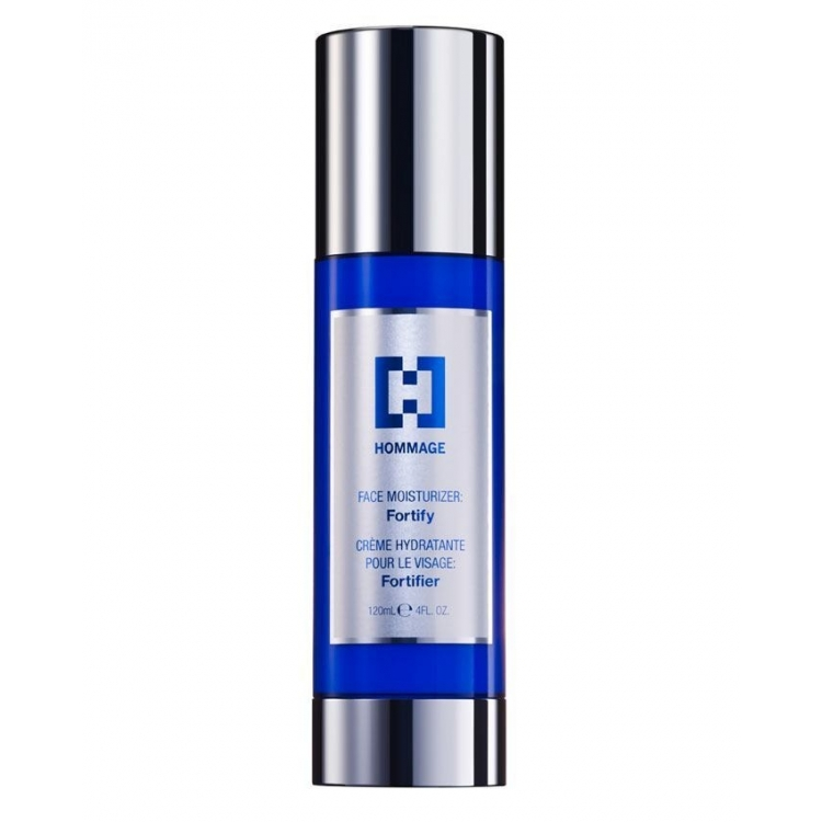 Hommage Silver Label Face Moisturizer Fortify