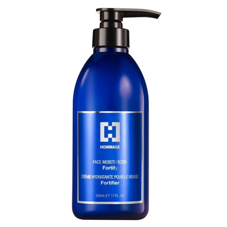 Hommage Silver Label Face Moisturizer Fortify 500 ML