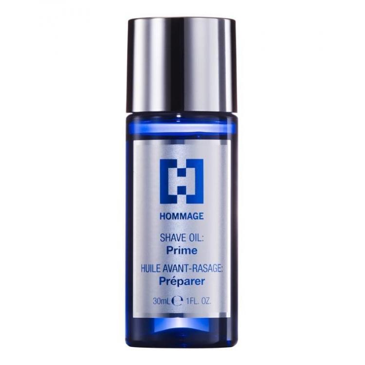 Hommage Silver Label Treatment Shave Oil Prime