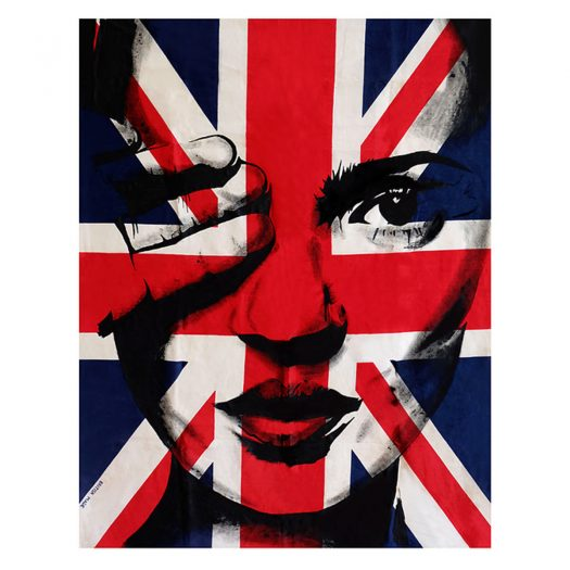 Limited Edition Kate X Union Jack