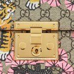 Gucci Padlock GG Supreme Crossbody Bag Bengal (3)