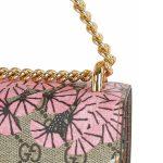 Gucci Padlock GG Supreme Crossbody Bag Bengal (4)