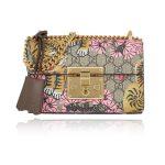 Gucci Padlock GG Supreme Crossbody Bag Bengal (8)
