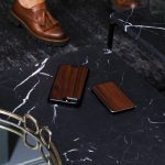 Woodie Milano Wireless Power Bank – Rosewood
