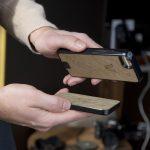 Wireless Power Bank – Wood Erable
