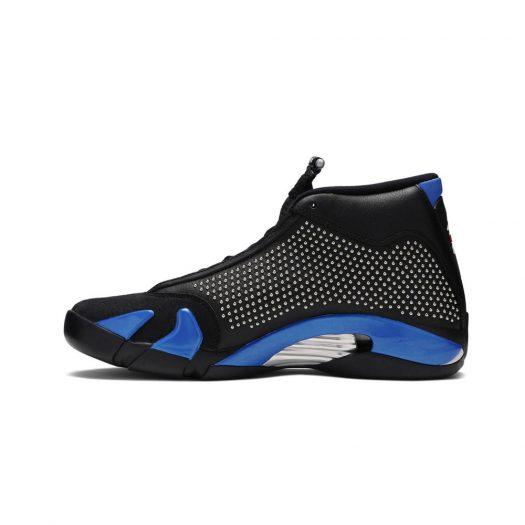 Jordan 14 Retro Supreme Black