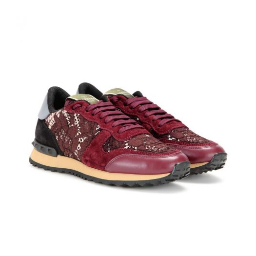 Valentino Rockrunner Lace Sneaker