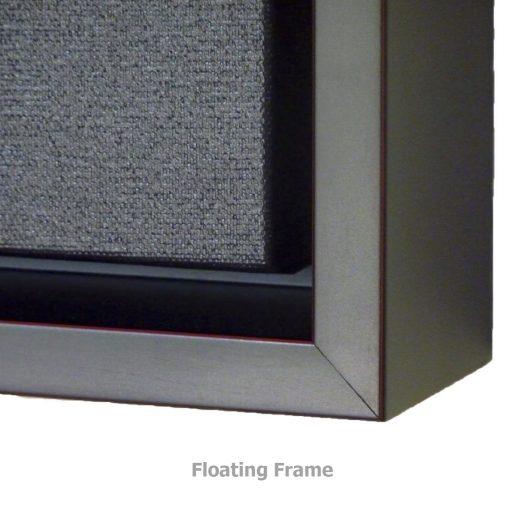 Sannib Art – Floating Frame