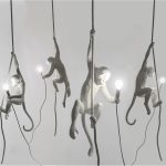 The Monkey Lamp Ceiling Version