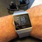 Fitbit Ionic™ Blue Gray/Silver Gray One Size (S & L Bands Included)