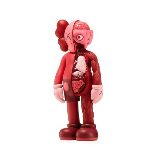 Kaws Companion Flayed Open Edition Vinyl Figure Blush