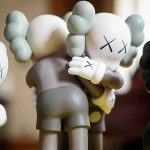Kaws Together Vinyl Figure Brown