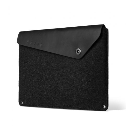 MUJJO MacBook Sleeve - Black