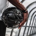 Sphere Paris Black Marble Basketball