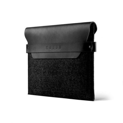 MUJJO iPad Mini Envelop Sleeve - Black