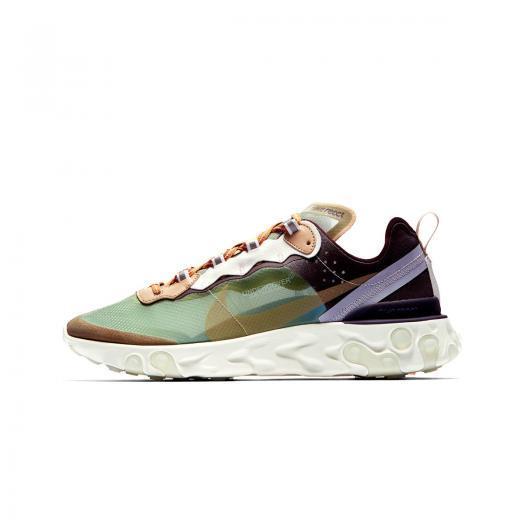 Nike React Element 87 Undercover Green Mist