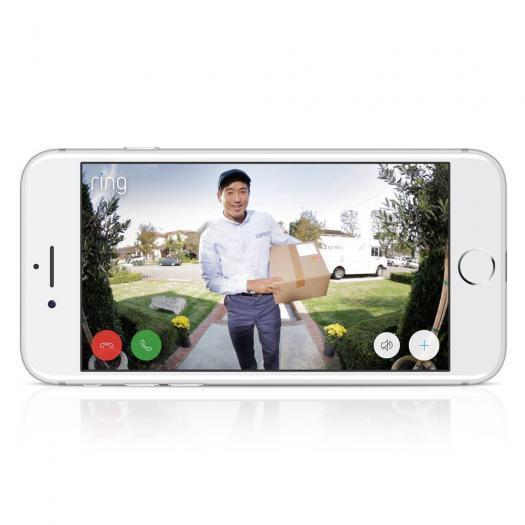 Ring Wired Video Doorbell Elite