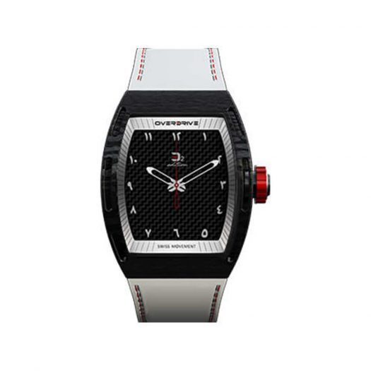 OVERDRIVE Watch D2 Edition - Arabic Numerals