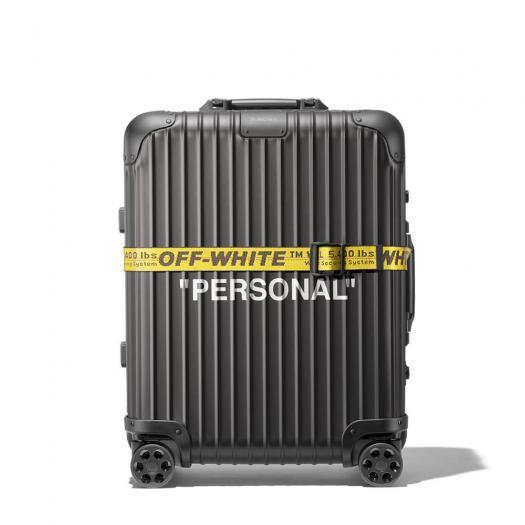 OFF-WHITE™ X RIMOWA Personal Belongings
