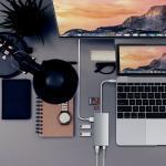 Satechi TYPE-C Multi-Port Adapter 4K Ethernet v2