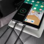 Naztech – QC3.0 Roadstar 5 USB Car Charger and Hub