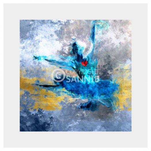 Sannib Art - Flying Soul