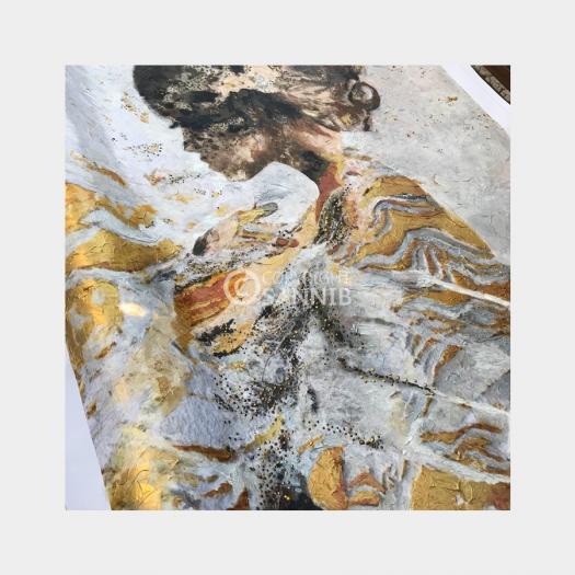 Sannib Art – The Golden Dreamer