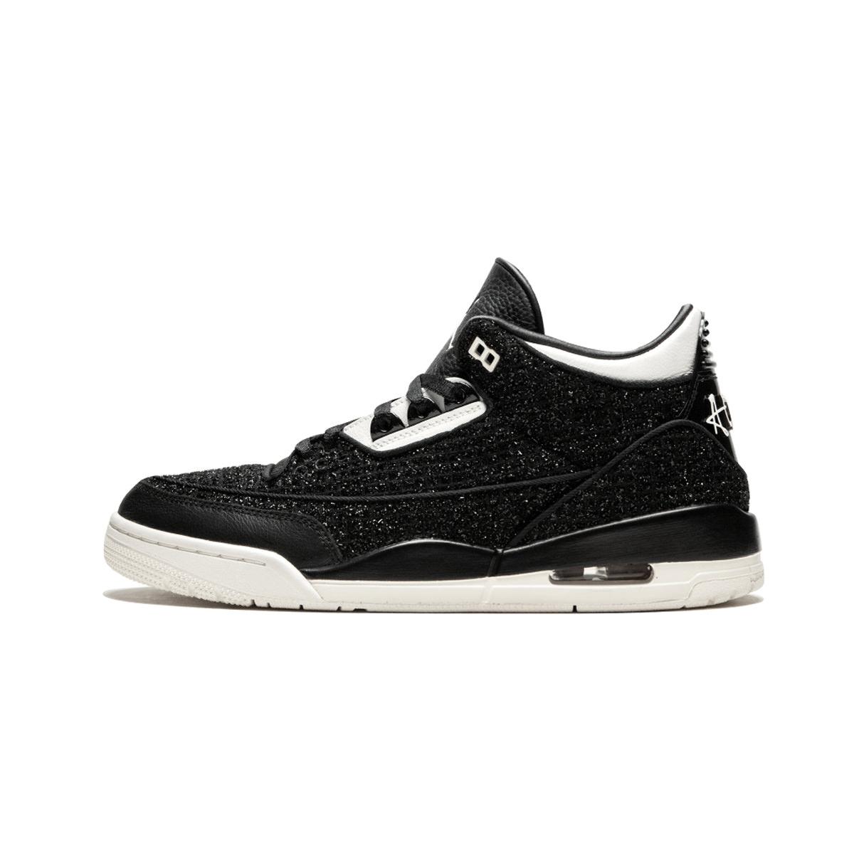 brand new 039f7 f99c6 The Vogue x Air Jordan 3 Awok Black For Women - OFour