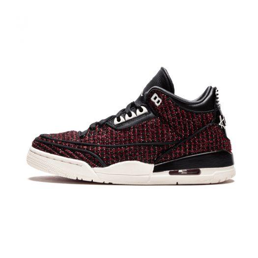 Jordan 3 Retro AWOK Vogue University Red (W)