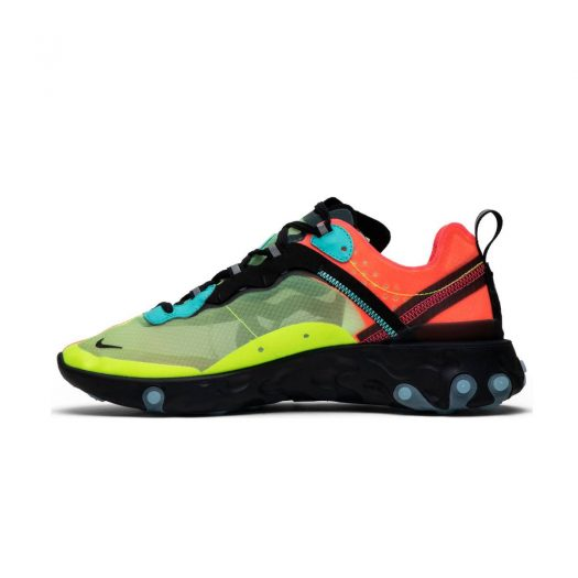 Nike React Element 87 Volt Racer Pink