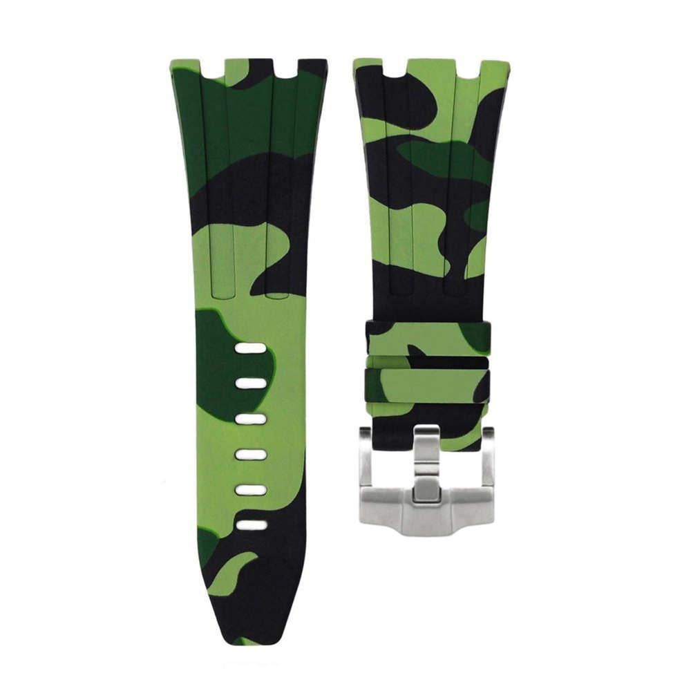 Camouflage Bracelet C04 for Super Tanker Watch