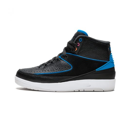 Air Jordan 2 Radio Raheem Inspired Colorway