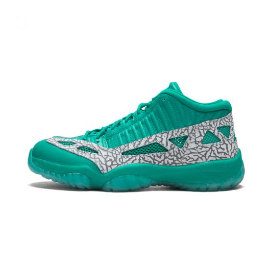 Air Jordan 11 Retro Low IE Rio Teal
