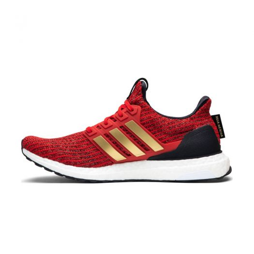 adidas Game Of Thrones UltraBoost 4.0 House Lannister For Women