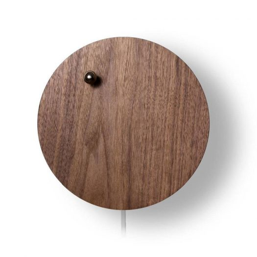 Story by Flyte - Walnut Levitating Clock