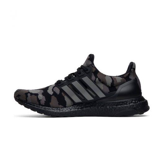 adidas BAPE x UltraBoost 4.0 Black Camo