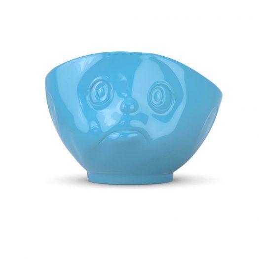 Blue Bowl Sulking