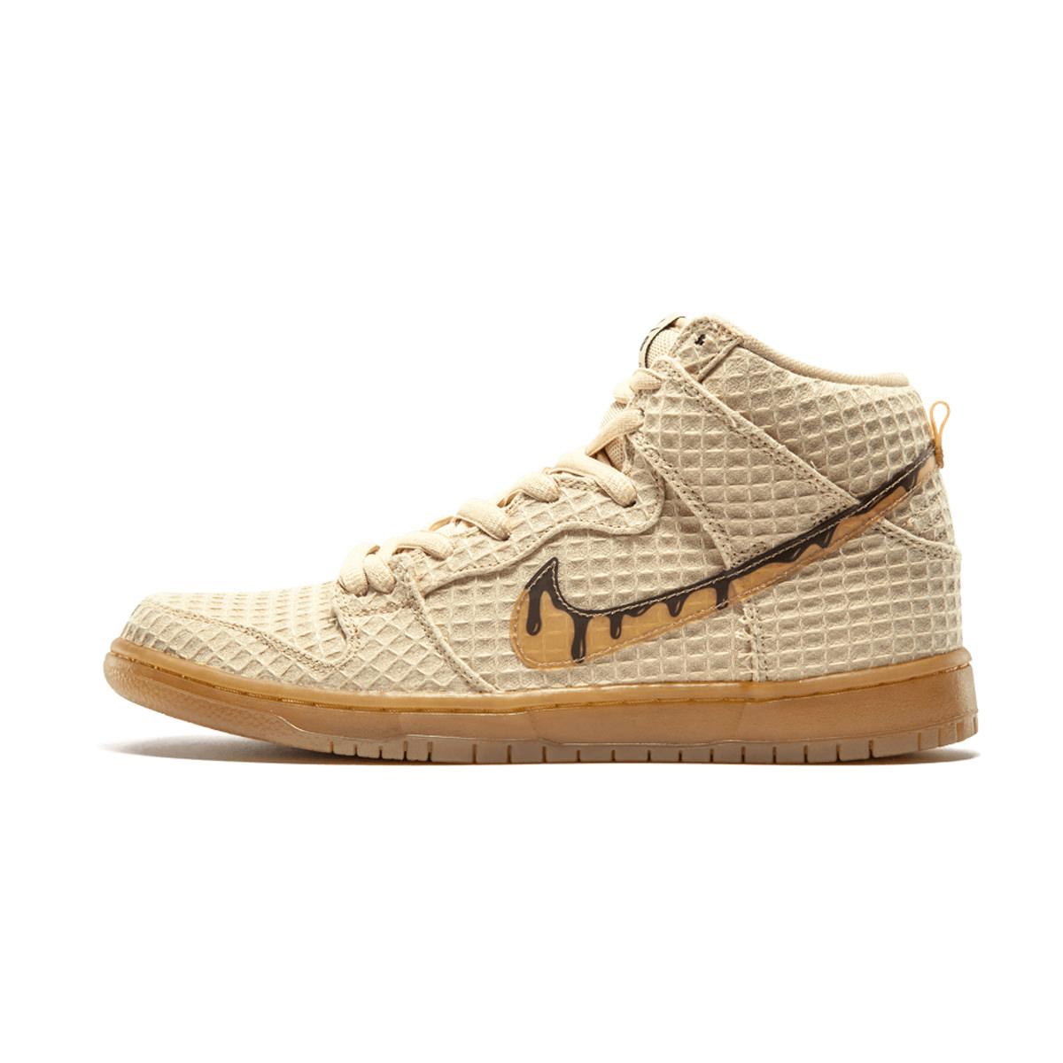 Nike Dunk SB High Waffle - OFour