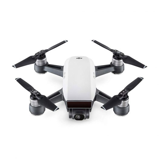 DJI Spark Fly More Combo (Alpine White) Drone