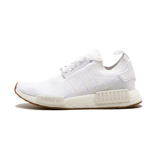 adidas NMD R1 Gum Pack White
