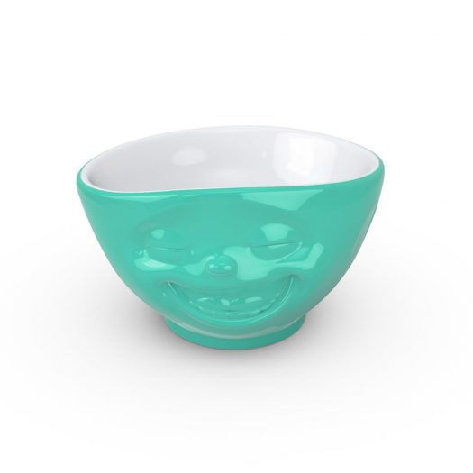 Mint Bowl Laughing