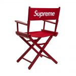 Supreme Director's Chair – Red